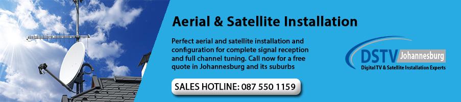 satellite dish installation Johannesburg