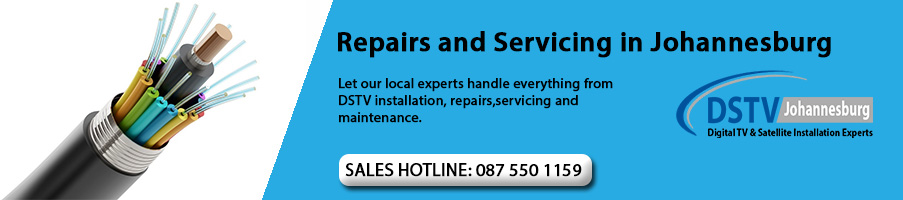 dstv servicing johannesburg
